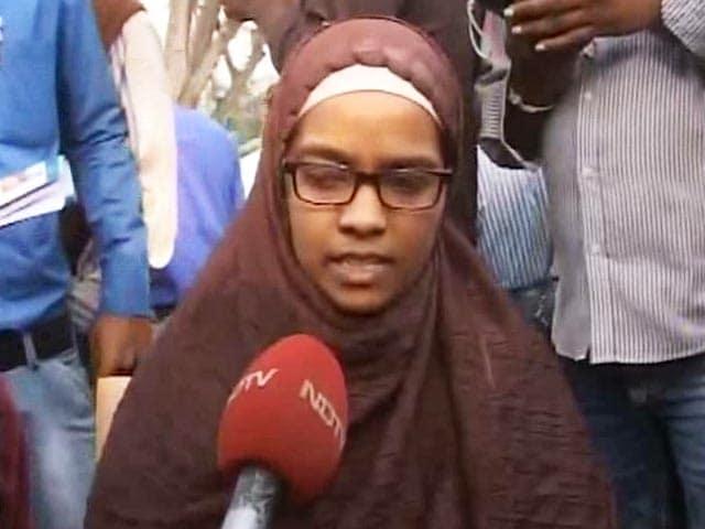 Video : No Arrest Warrant, They Held A Gun To His Head: Terror Suspect's Wife
