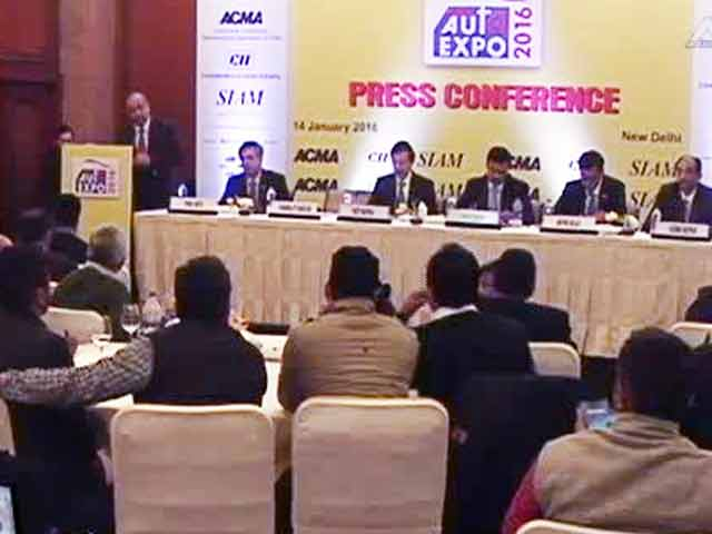 Video : Delhi Auto Expo: Curtain Raiser