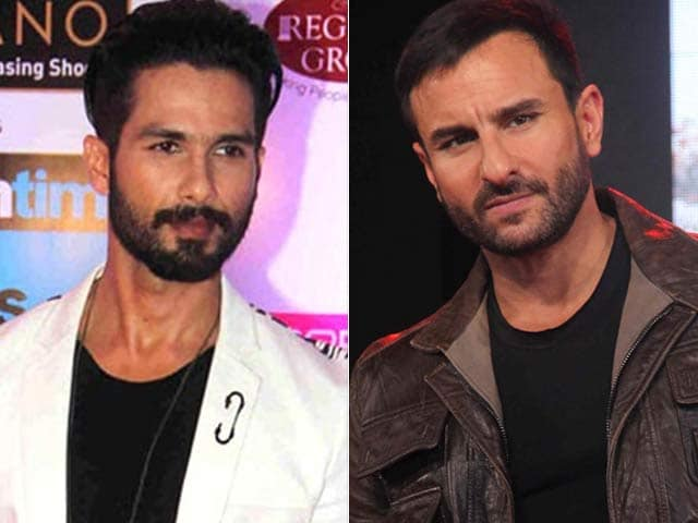 Video : Shahid, Saif's <i>Rangoon</i> Gets a Release Date