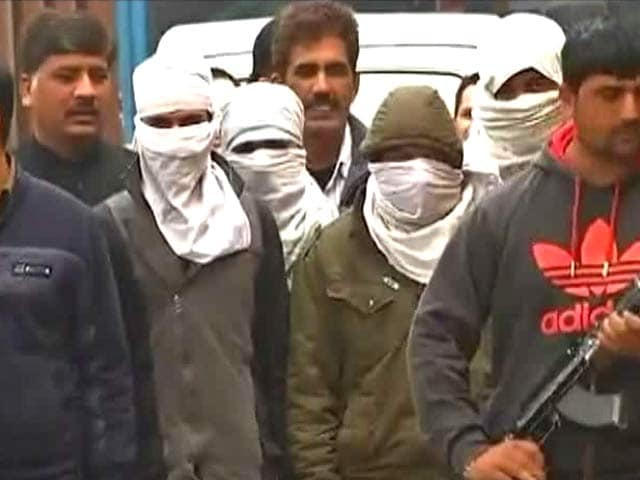 Video : Uttarakhand Terror Accused Studied To Be IAS Officer, Doctor