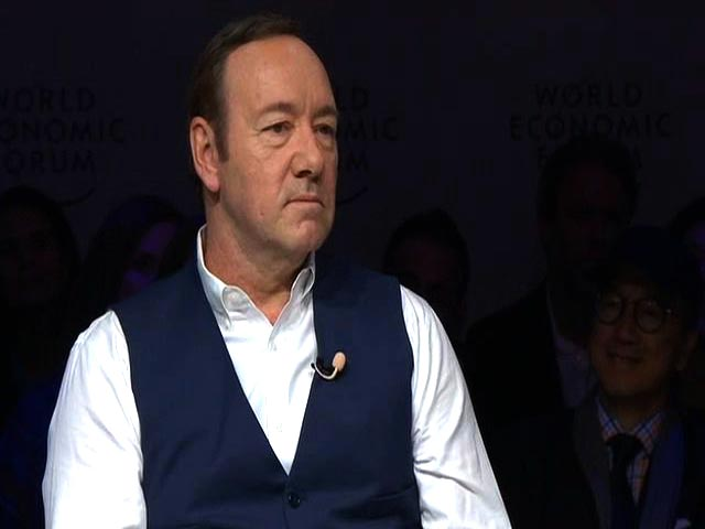 Video : Kevin Spacey Speaks on American Politics and <i>House of Cards</i>