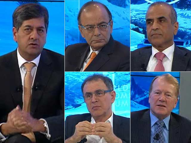 Video: World Economic Forum: Is India Ready For 4th Industrial Revolution?