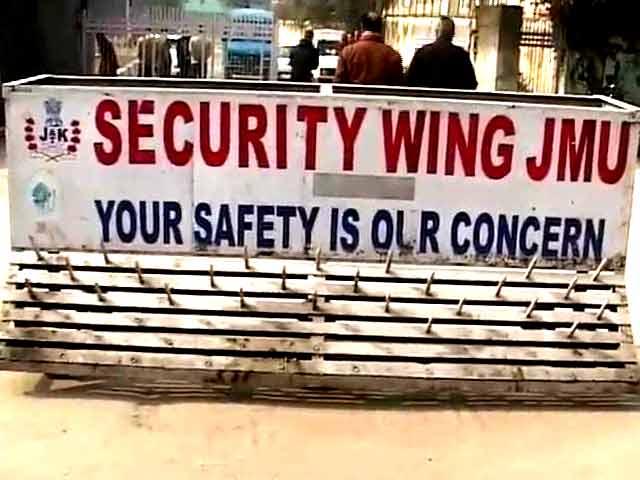 Video : जम्मू-कश्मीर में सुरक्षा-व्यवस्था कड़ी