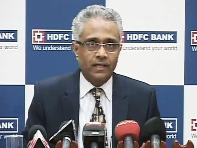 Video : HDFC Bank Management Explains Rise of Bad Loans in Q3