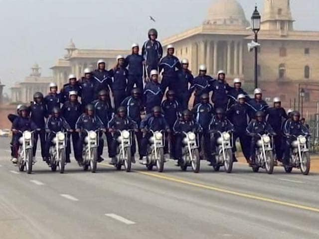 Video : Army Daredevils To Display Motorcycle Stunts At Republic Day Parade
