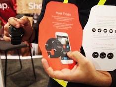 NexGear's Frodo Action Camera at CES 2016