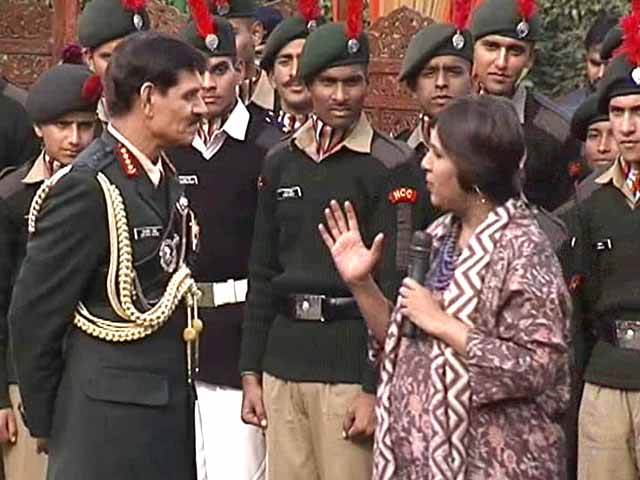 Video : The Young Guns: NDTV Special With Army Chief And NCC Cadets