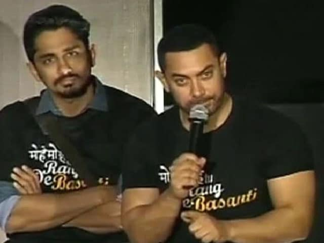 Video : I Was Born in India, I Will Die Here: Aamir Khan