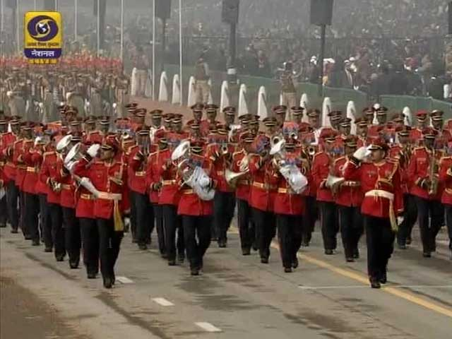 Video : India Showcases Diversity, Military Might On 67th Republic Day