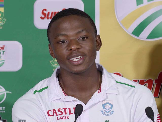 Video : Amazing Kagiso Rabada Wants to Excel For South Africa For 15 Years