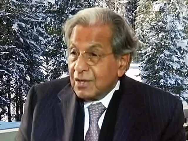 Video: Policy Path Well Set for India: N K Singh