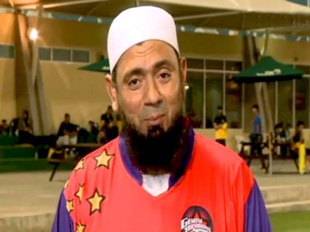 Video : Bowling With Murali in MCL Will be a Lifetime Experience: Saqlain