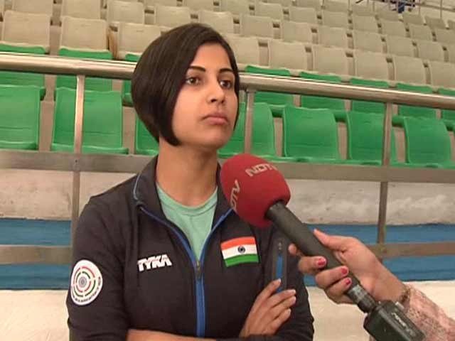 Heena Sidhu Grabs Rio Olympics Shooting Berth