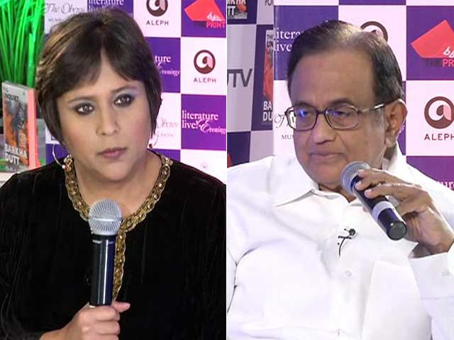 Video : Role Reversal: P Chidambaram In Interviewer's Role