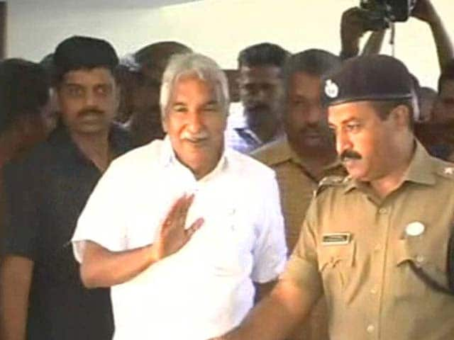 Video : 'Play Safe' On Leaked Tape Forms A New Knot For Kerala Chief Minister