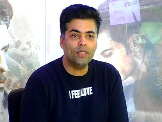 Video : KJo is 'Emotionally Moved' by <i>Aligarh</i>