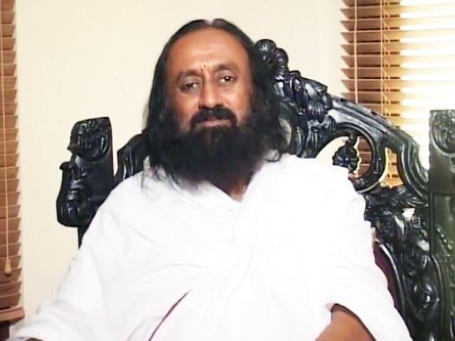Video : शनि मंदिर में मामले पर बोले श्री श्री रविशंकर, वक्त के साथ बदलें परंपराएं