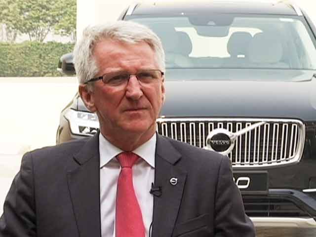 Video : Volvo Cars' Growth Plans for India