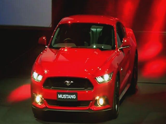 Video : फोर्ड लेकर आई दमदार कार 'मस्टैंग'