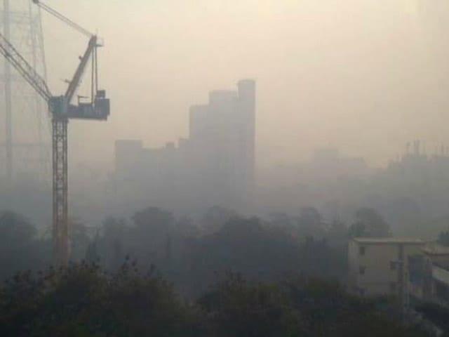 Video : Residents Grapple With Respiratory Problems As Smog Envelops Mumbai