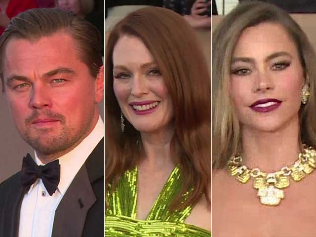 Video : <i>Spotlight</i> and Diversity Big Winners at SAG Awards 2016