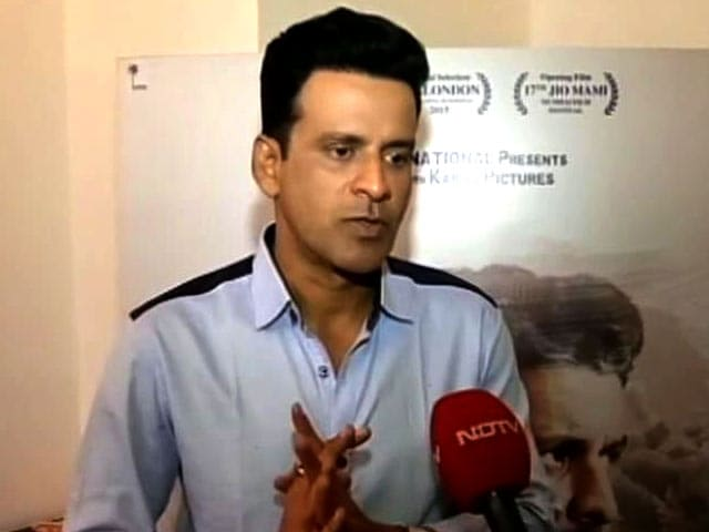 Video : Censor Board Has No Meaning in India: Manoj Bajpayee