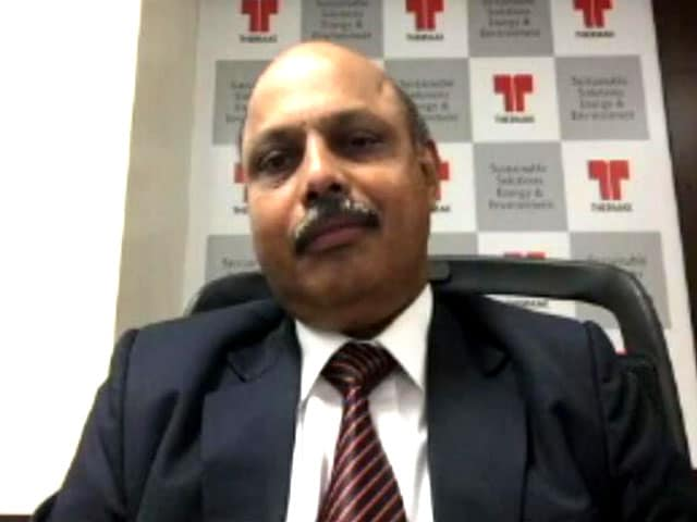 Video : Government Has Room to Boost Infra Spending: Thermax