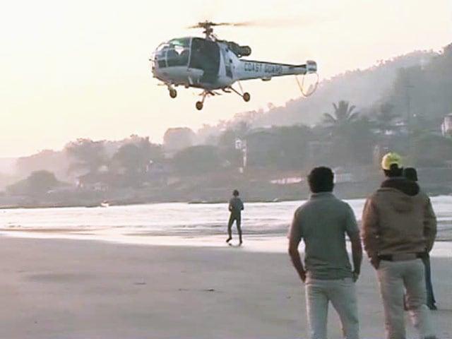 Video : महाराष्ट्र के रायगढ़ में पिकनिक मनाने गए 14 कॉलेज स्टूडेंट समुद्र में डूबे