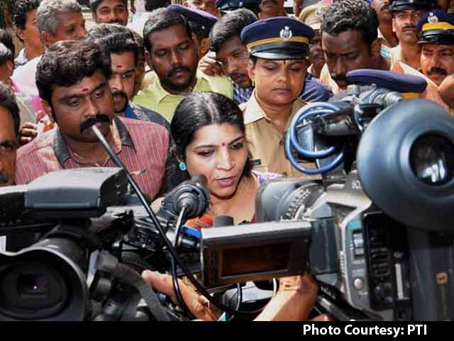 Video : Saritha Nair Offers New Tapes To Further Imperil Kerala Chief Minister