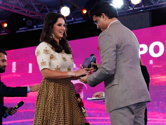 Videos : एनडीटीवी इंडियन ऑफ द ईयर : सानिया मिर्जा को स्पोर्ट्स पर्सन ऑफ द ईयर अवॉर्ड