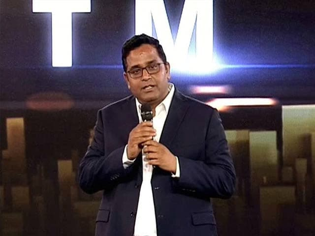 Video : India Digital Third World? Far from It, Says Paytm's Vijay Shekhar Sharma