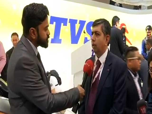 Video : In Conversation With K N Radhakirshnan, President CEO TVS