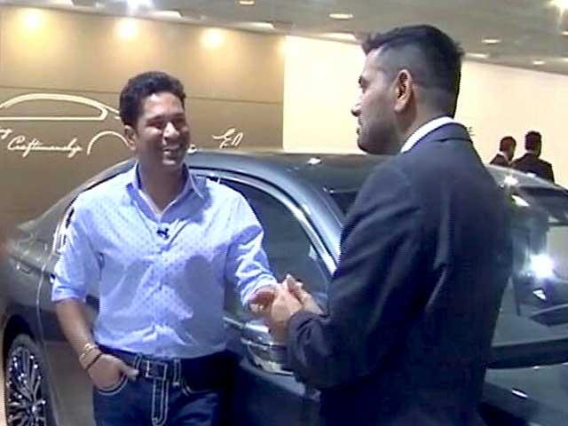 Video : World T20: Sachin Tendulkar Says Team India is Well Balanced