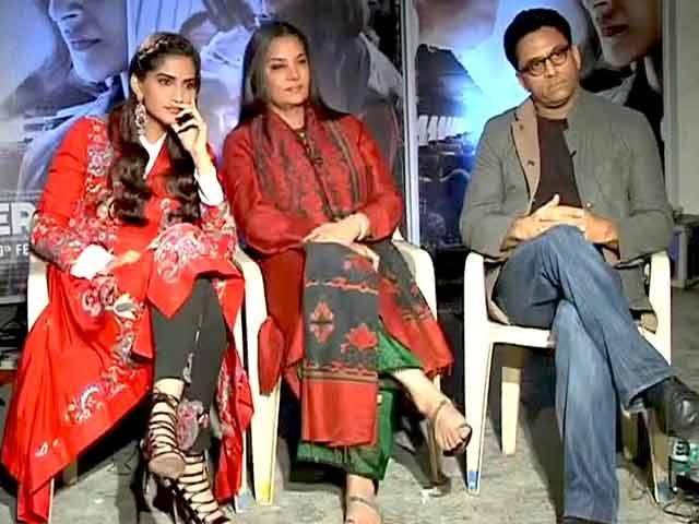 Videos : फिल्म 'नीरजा' की स्टारकास्ट से खास मुलाकात