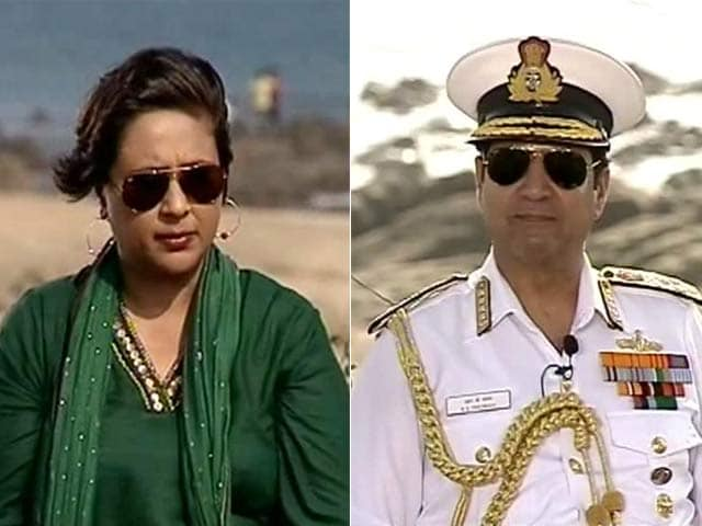 Video : Exclusive: Women On Warships Very Soon, Navy Chief Tells NDTV
