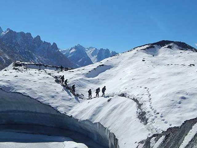 Video : Army Says 'Very Remote Chance' Of Finding 10 Soldiers Trapped In Siachen