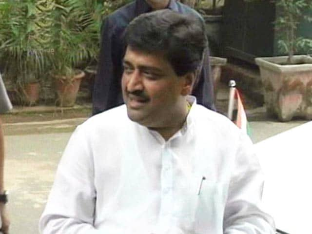 Video : Ashok Chavan, Ex Chief Minister, To Be Prosecuted For Adarsh Scam