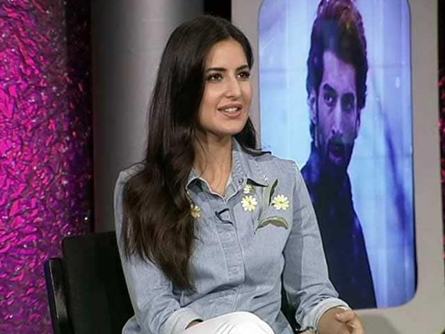 Katrina Says Doing a Movie in English 'Would be Nice'