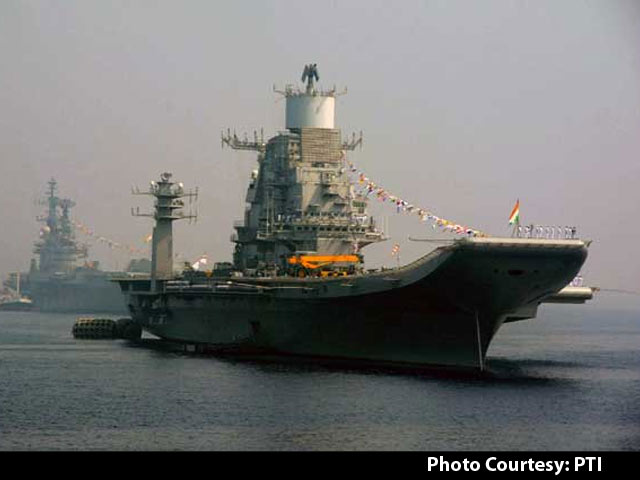 Video : With 75 Warships, Indian Navy Shows Off Strength At Biggest-Ever Event