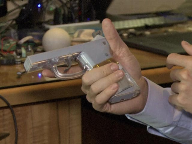 Video : Smart-Guns Could Be Available in US in a Couple of Years