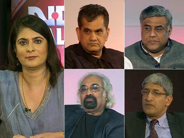Video : The NDTV Dialogues: Start-Up India, Impact Bharat