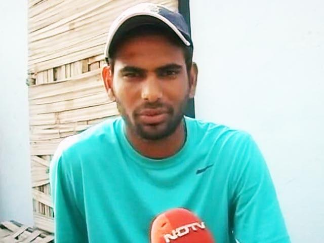 Videos : आईपीएल की नीलामी में नाथू सिंह की लगी लॉटरी