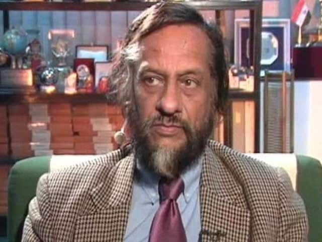 Video: New TERI Chief Joins, RK Pachauri Stays On In New Capacity