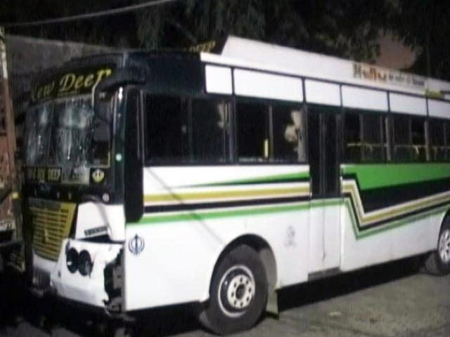 Video : पंजाब : फिर डबावली ट्रांसपोर्ट की बस ने ली 2 की जान