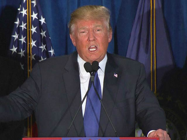 Video : Donald Trump Wins Republican Primary in New Hampshire