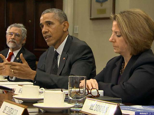Video : Barack Obama Launches Cybersecurity 'Action Plan'