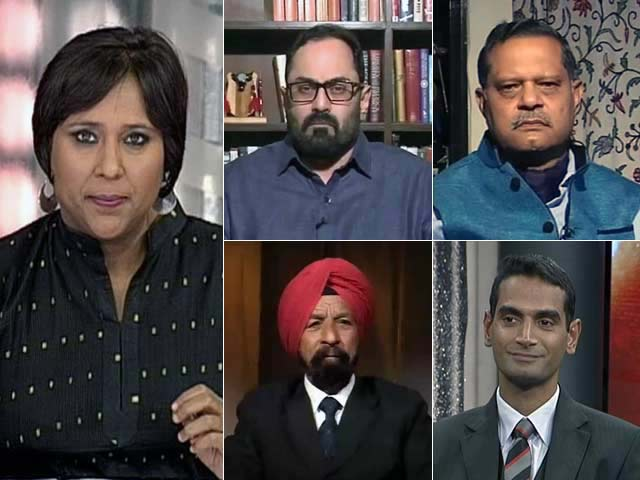 Video : 21,000 For Siachen Heroes; 55,000 For Babus- Letting Down Our Soldiers