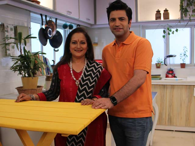 Video : <I>My Yellow Table</I>: South Indian Cuisine, Chef Kunal Kapur Style