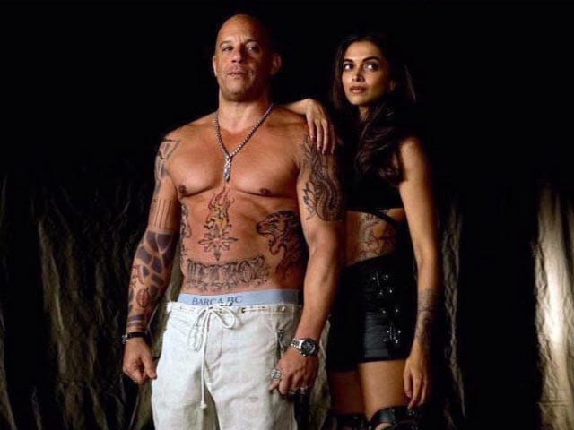 Video : Deepika, Vin Diesel's <i>xXx</i> Files
