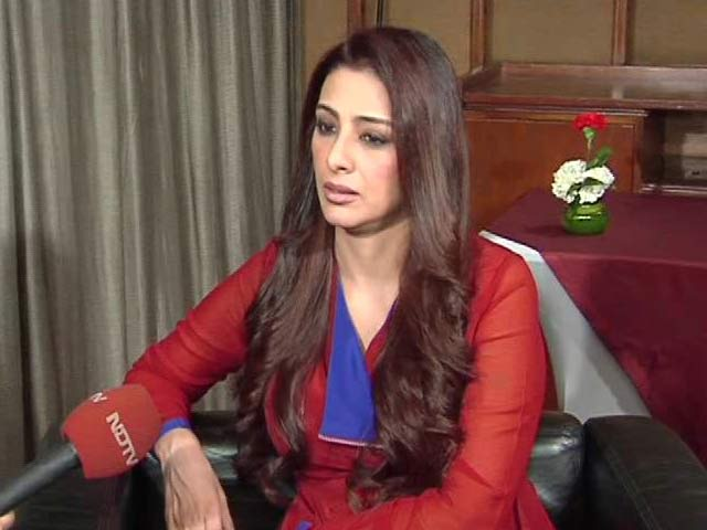 Video : <i>Fitoor</i> Done, Tabu Has <i>Great Expectations</i> From Bollywood